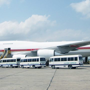 Import and Export Cargo Handling