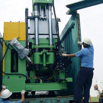 Installation of Equipment