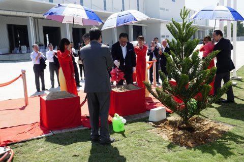 Khánh thành Trung Tâm Kho Vận Công ty TNHH Logitem Việt Nam tại Miền Nam