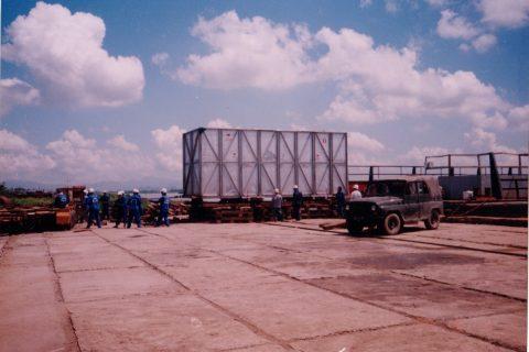 Dịch vụ vận chuyển và lắp đặt thiết bị của Logitem Việt Nam