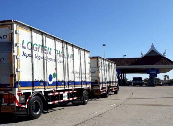 Dịch vụ vận chuyển liên vận quốc tế của tập đoàn Logitem tại các nước Đông Nam Á